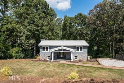 McDonough Single Family Home New: 333 Cotton Indian Creek Drive