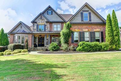 Buford Single Family Home New: 2430 Weber Heights Way