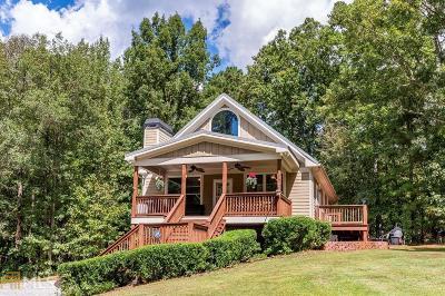 Buckhead, Eatonton, Milledgeville Single Family Home For Sale: 639 S Steel Bridge Rd