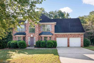 Mcdonough Single Family Home New: 1714 Cape Fear