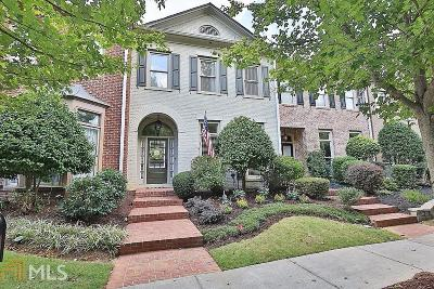Kennesaw Condo/Townhouse Under Contract: 1649 Ridenour Pkwy