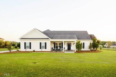 Statesboro Single Family Home New: 400 Old Kennedy Ln