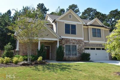 Dacula Single Family Home New: 3347 Holly Glen Dr
