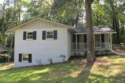 Clarkston Single Family Home Under Contract: 1118 Creekdale Dr