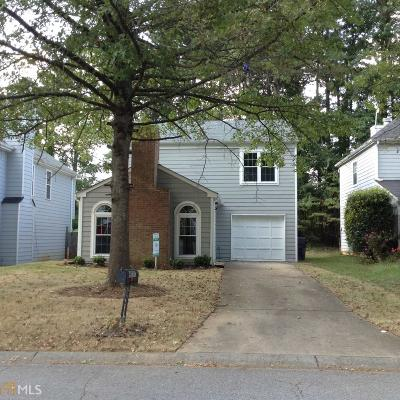 Norcross Single Family Home Under Contract: 4741 Warners Trl