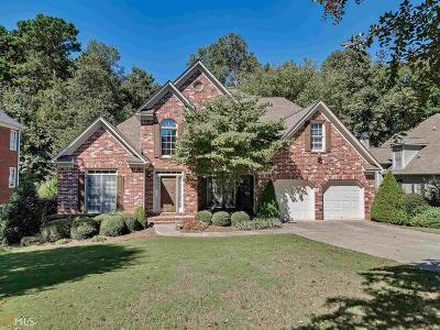 Suwanee Single Family Home New: 6525 Olde Atlanta