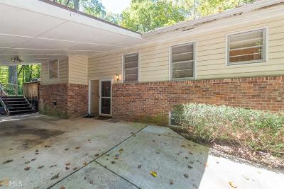 Chamblee Single Family Home For Sale: 1689 Remington Rd
