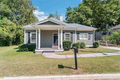 College Park Single Family Home Under Contract: 3288 Dogwood St
