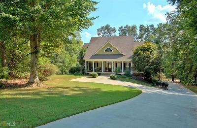 Newnan Single Family Home New: 40 Upland Ct