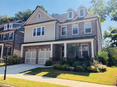 Alpharetta Single Family Home New: 3634 Strath Dr