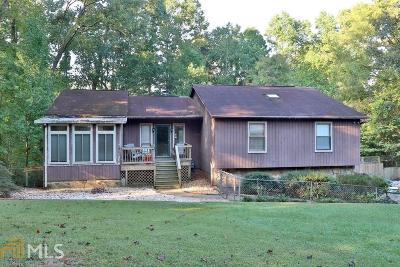Roswell Single Family Home New: 210 Willow Bush Trce
