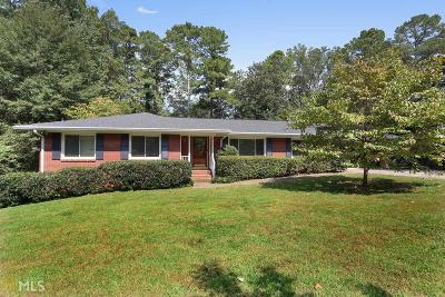 Atlanta Single Family Home New: 2860 Talisman Ct
