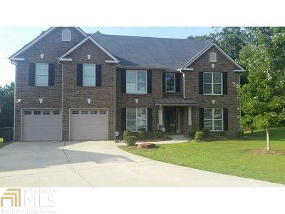 Lithonia Single Family Home Under Contract: 5939 Fairing Drop