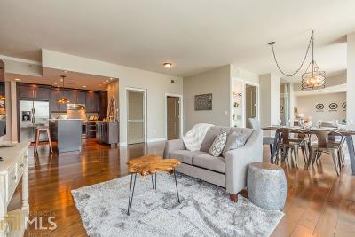 Spire Condo/Townhouse For Sale: 860 Peachtree St #2305