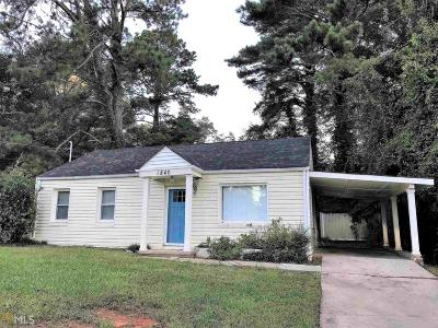 Atlanta Single Family Home New: 1840 SE Brannen #1