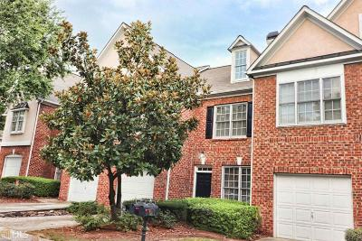 Atlanta Condo/Townhouse New: 2504 Longcourt Circle