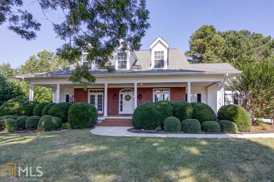 Newnan Single Family Home New: 885 White Oak Dr