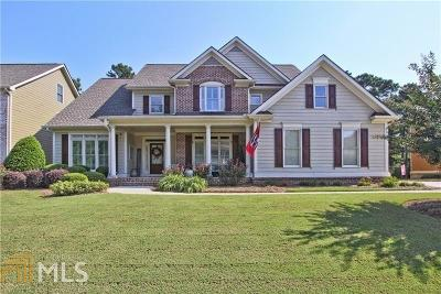 Dacula Single Family Home For Sale: 4211 Lantern Hill Dr