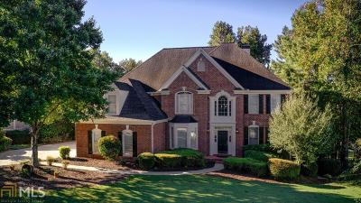 Dacula Single Family Home New: 1688 Mulberry Lake Dr