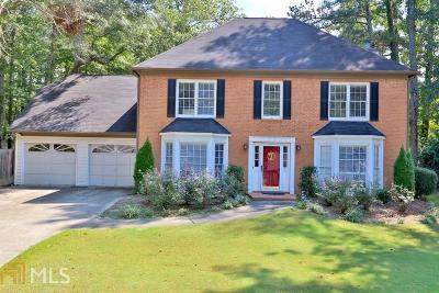 Marietta Single Family Home New: 1266 Wynford Colony