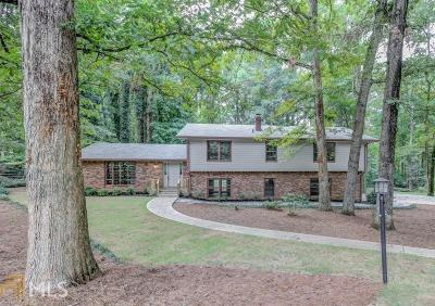 Stone Mountain Single Family Home For Sale: 1957 Gunstock