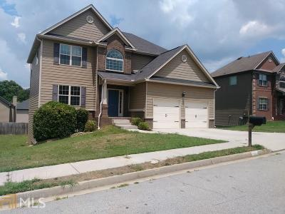 Clayton County Single Family Home New: 9193 Overlook Dr