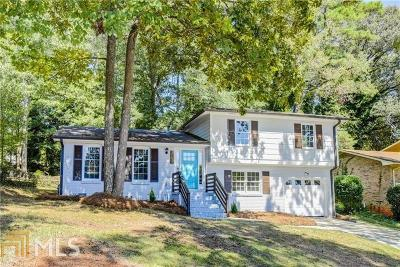 Decatur Single Family Home New: 3538 Knollview Ct