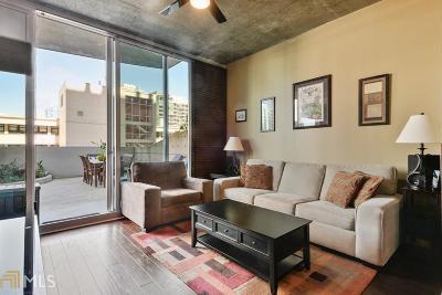 Spire Condo/Townhouse For Sale: 860 NE Peachtree St #711