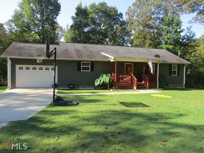 Stephens County Single Family Home New: 219 Cole Lake Dr