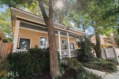 Atlanta Single Family Home New: 149 Randolph St