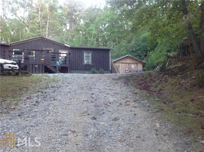 Lumpkin County Single Family Home New: 573 Jess Grizzle