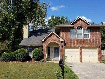 Alpharetta Single Family Home New: 300 Tanners Xing