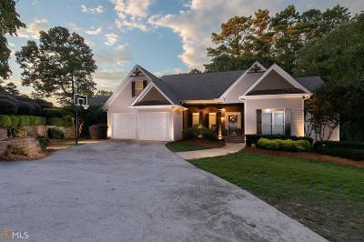 Buford Single Family Home For Sale: 6639 Garrett Rd