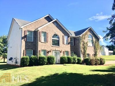 Henry County Single Family Home New: 584 Trotters Ln #88
