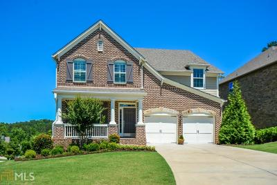 Johns Creek Single Family Home Under Contract: 5585 Stonegrove Over