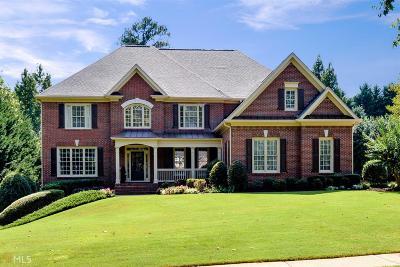 Cumming Single Family Home New: 2470 Flat Stone