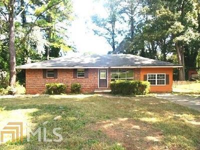 Jonesboro Single Family Home New: 7932 Coventry Ct