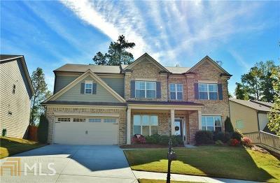 Buford Single Family Home New: 995 Crescent Ridge Drive