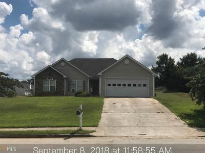 Covington Single Family Home New: 25 Aiken Ct