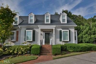 Norcross Condo/Townhouse Under Contract: 6141 Forest Hills Dr