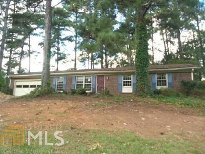 Single Family Home New: 4254 Burleigh Dr