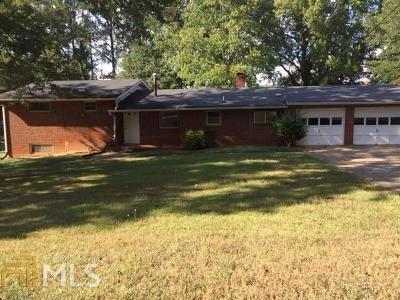 McDonough Single Family Home Under Contract: 130 Greenway Park Dr