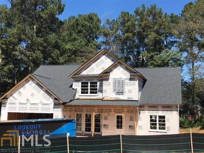 Marietta Single Family Home New: 2601 Cedar Forks