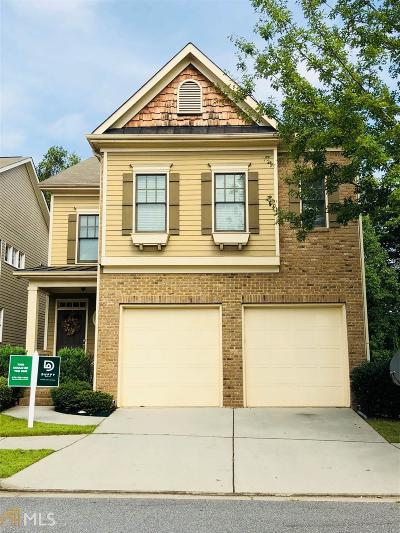 Suwanee Single Family Home New: 3866 Baxley Village Trl