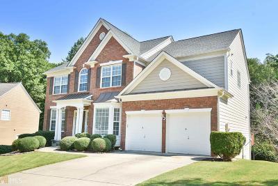 Suwanee Single Family Home New: 5133 Aurelia
