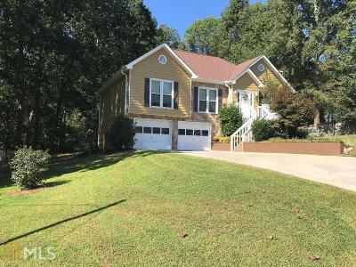 Flowery Branch  Single Family Home New: 6324 Flat Rock