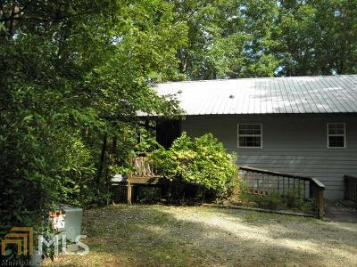 Sautee Nacoochee Single Family Home For Sale: 194 Hawks Bluff #&186