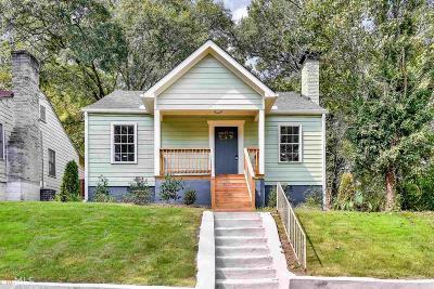 Atlanta Single Family Home New: 59 Mortimer Street
