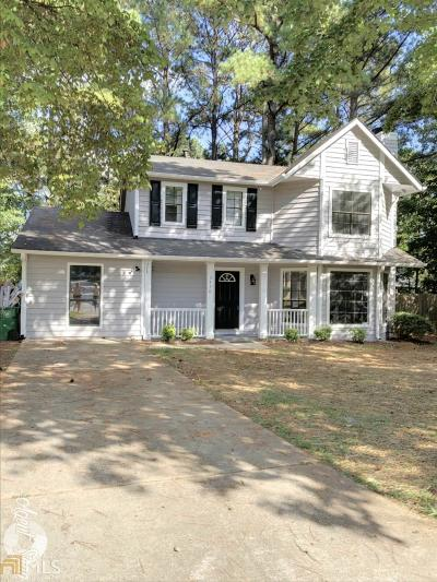 Stone Mountain Single Family Home New: 5470 Forest Path Ct