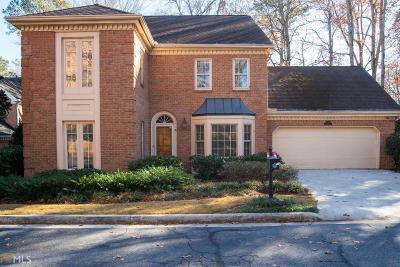 Atlanta Single Family Home New: 19 Saratoga Pl